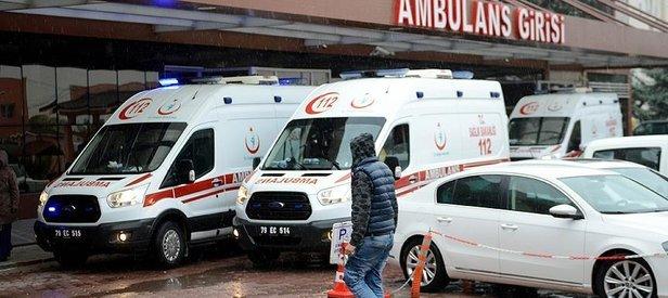 El Bab'da PYD ile çatışma! Yaralılar var