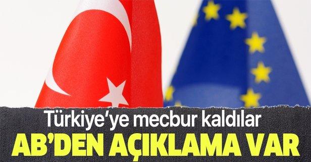 AB, Türkiye ile ilişkileri güçlendirmek istiyor