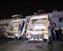 CHP'li belediyede yine çöp dağları!