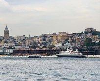 İstanbul'da tarihi anlar! 2 yıl sonra bir ilk