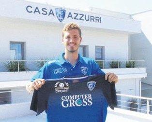 Salih Uçan 1 yıllığına Empoli'ye kiralandı