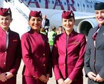 Dünyaca ünlü şirket Türkiye'de kabin görevlisi arıyor...