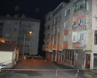 Trabzon'da 4 katlı bina boşaltıldı