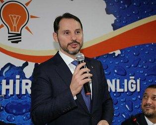 Bakan Albayrak Nevşehir'de ziyaretlerde bulundu