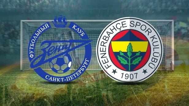 Fenerbahçe Zenit Ne Zaman: Fenerbahçe Maçı Hangi Kanalda, şifreli Mi