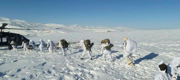 PKKnın Diyadin bölge sorumlusu öldürüldü