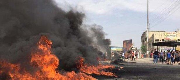 Son dakika: Irak'taki gösterilerde ölü sayısı 100'e yükseldi