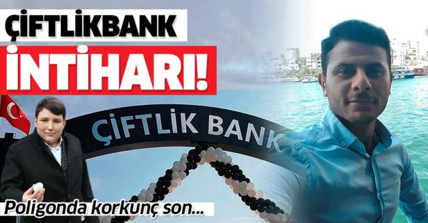 İstanbul'da Çiftlikbank intiharı!