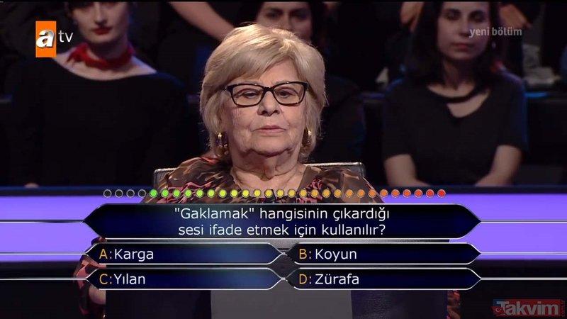 Kim Milyoner Olmak İster'de Murat Yıldırım'ı şoke eden soru! Milyoner 826. bölüm soru ve cevapları...