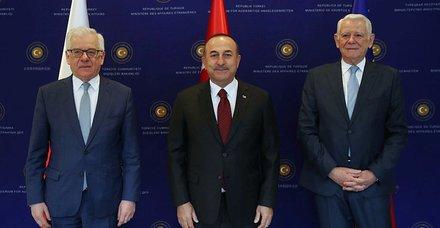 Bakan Çavuşoğlu açıkladı: ABD'ye ortak komisyon kurma teklifi sunduk