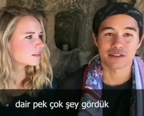''Türkiye'de can güvenliği yok'' diyenlere turistlerden cevap