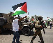 İsrail vatandaşı Filistinlilerin toprağına el konuldu