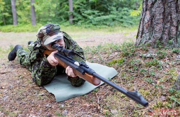 2019'un en güçlü orduları belli oldu! Türkiye bakın kaçıncı sırada