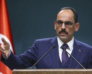 Hazine ve Maliye Bakanı Berat Albayrak ve ailesine çirkin saldırıya İbrahim Kalın'dan tepki