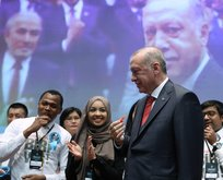 Başkan Erdoğandan İnsan Hakları mesajı