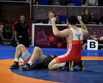 Süleyman Karadeniz Avrupa şampiyonu oldu!