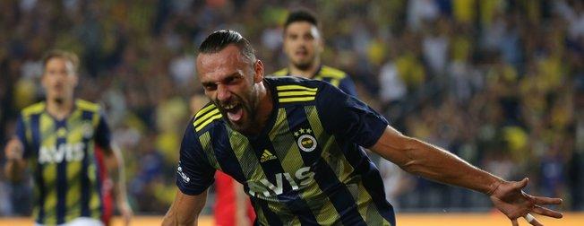 Kanarya farklı başladı   Fenerbahçe 5-0 Gazişehir Gaziantep (Maç sonucu)