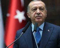 Başkan Erdoğan'dan İmamoğlu'na tebrik