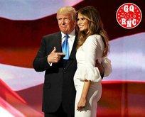 First Lady hesap kesti