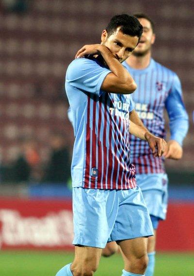 Trabzonspor-Şanlıurfaspor:4-0