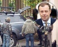 NATO suikastında gizli servis şüphesi