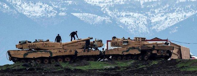 Hangi ülkenin kaç tankı var? Türkiye kaçıncı sırada?