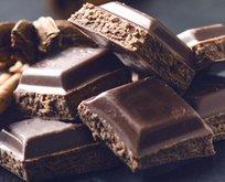 Çikolatanın öyle bir faydası ortaya çıktı ki... Meğer...