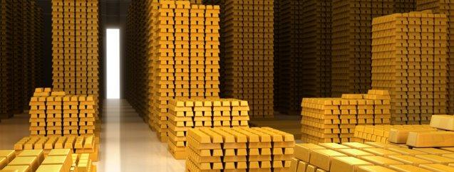 İşte dünyanın altın zengini ülkeleri!
