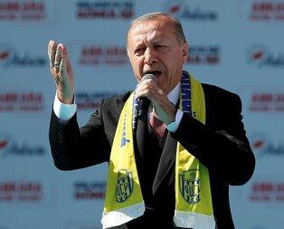 Başkan Erdoğan'dan Kılıçdaroğlu'na videolu yanıt