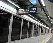 İstanbullular dikkat! O metro istasyonu kapatıldı