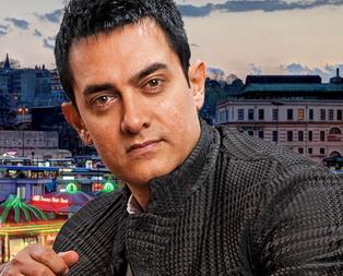 Aamir Khan Türkiyeyi tanıtacak