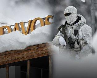 Dünyanın gözü Davos'ta!
