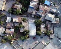 Mersin'deki 'gizemli ev' Google haritalarda!