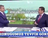 AK Partili Tevfik Göksu'dan İsmail Küçükkaya'ya tarihi kapak!