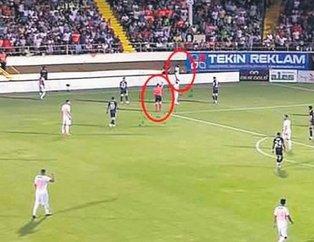 Fenerbahçe Alanyaspor maçındaki olaylı taç atışı için TFF'ye başvurdu! IFAB'dan açıklama geldi!