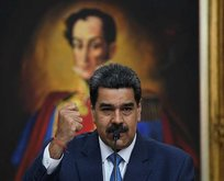 Maduro'dan ABD ve Kolombiya'ya sert tepki