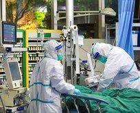 Koronavirüs durdurulamıyor! Yeni veri açıklandı