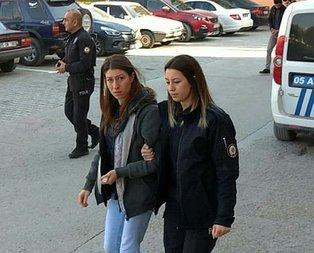 Şiddet gören kadın eşinin iş dükkanına molotof attı