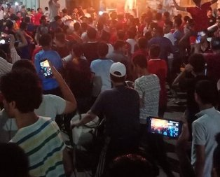 Mısır halkı sokaklara döküldü! Darbeci Sisi'ye karşı yüz binler tek yürek