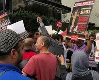 Mısır halkı sokaklara indi! Darbeci Sisi'ye direniyor!