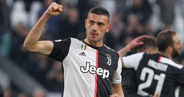 Juventus'tan resmi açıklama geldi! Merih Demiral'ın corona virüs testi...