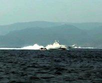 Yunan itti, Türk kurtardı!