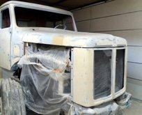 Hurda kamyonu öyle bir şekle soktu ki! Değişimi dudak uçuklattı...