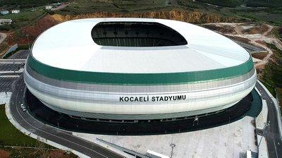 Kocaeli'ye yeni stat
