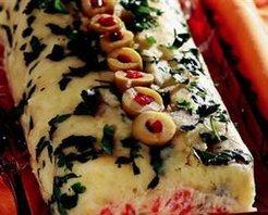 Rulo Patates Salatası Tarifi