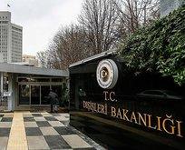 Dışişleri Bakanlığından ABD'ye Osman Kavala tepkisi