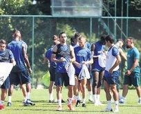 Trabzonspor derbinin taktiğini çalıştı