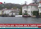 İstanbulda 60 satılık yalının fiyatları nasıl?