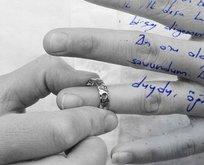 Günlük boşanma davasına delil oldu