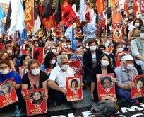 HDP'nin illegal eylemine CHP'den tam destek!